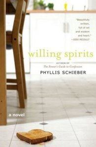Willing Spirits Cover